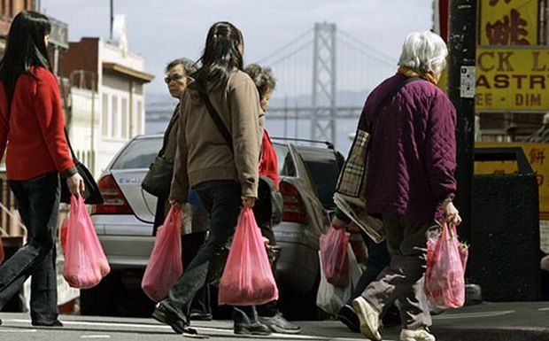 Perierga.gr - Πλαστικές σακούλες τέλος στην Κίνα