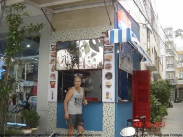 Perierga.gr - Greek σουβλάκι στο Βιετνάμ