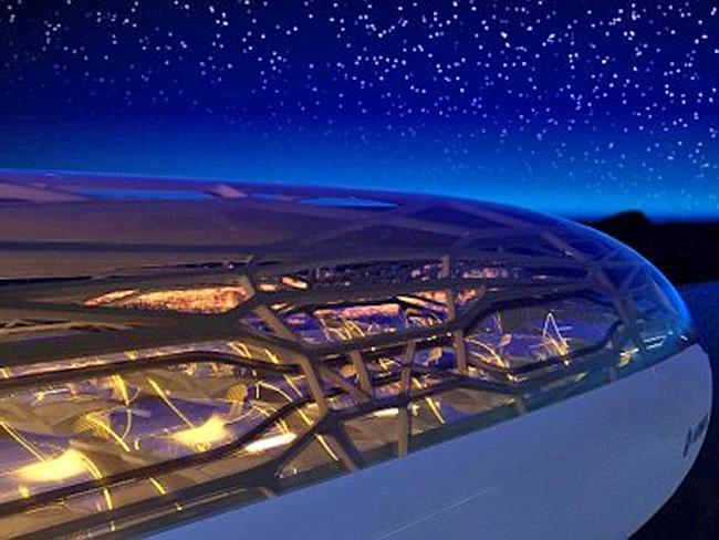 Perierga.gr - Το πιο εντυπωσιακό αεροπλάνο του κόσμου
