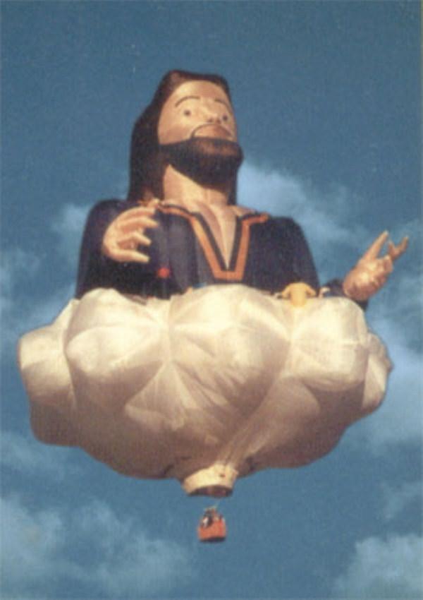 Perierga.gr - Εντυπωσιακά και περίεργα αερόστατα