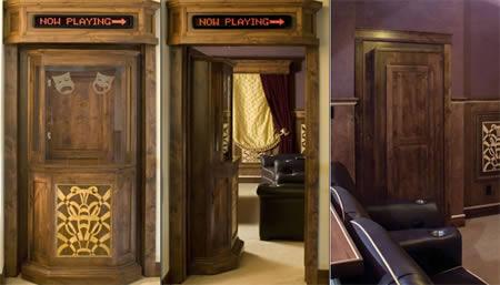 Μυστικές πόρτες και περάσματα