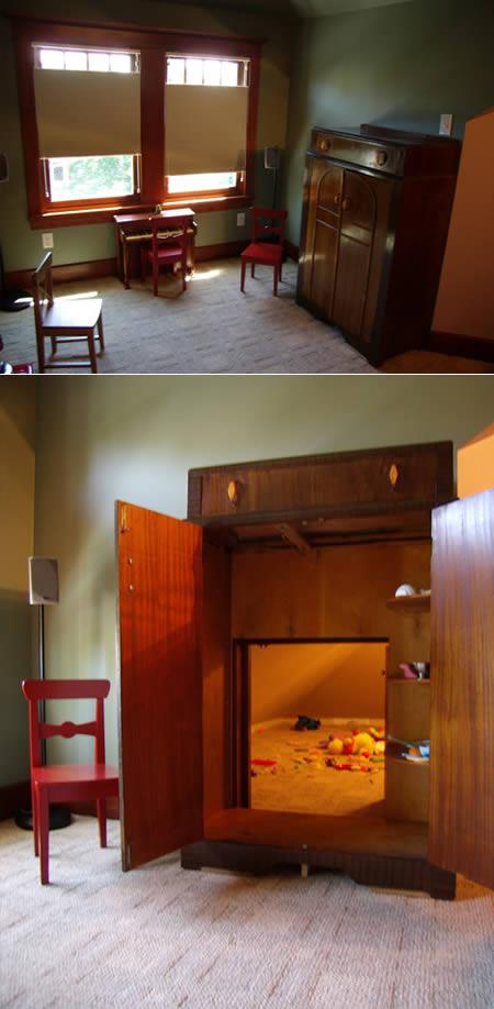 Perierga.gr - Μυστικές πόρτες και περάσματα
