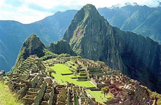 diaforetiko.gr : Machu Picchu 21 Μάτσου Πίτσου, η χαμένη πόλη των Ίνκας