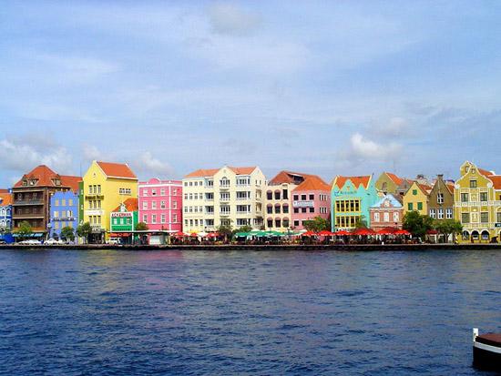 Willemstad, Ένας πολύχρωμος εξωτικός παράδεισος
