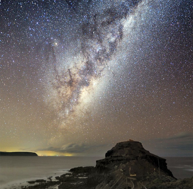 The starry sky of Australia!-breaking news-people re-el magazine
