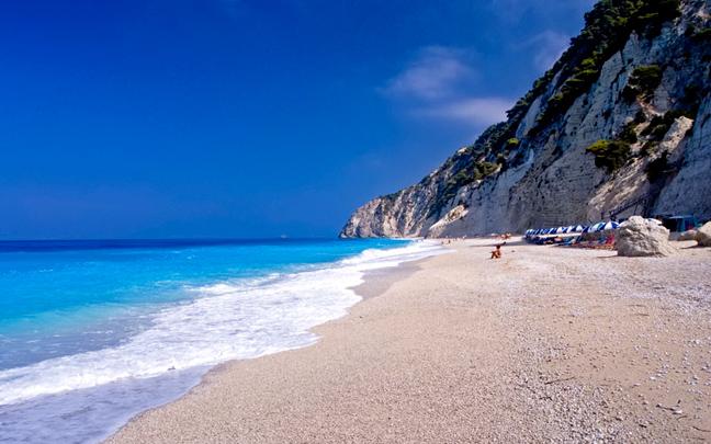 Δέκα παραλίες-«κρυφά διαμάντια» της Ελλάδας - travel-around-greece.blogspot.gr