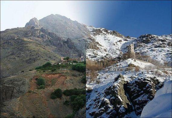 Perierga.gr - Χειμώνας- καλοκαίρι