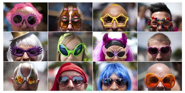 Perierga.gr - Προσοχή στα φτηνά γυαλιά ηλίου