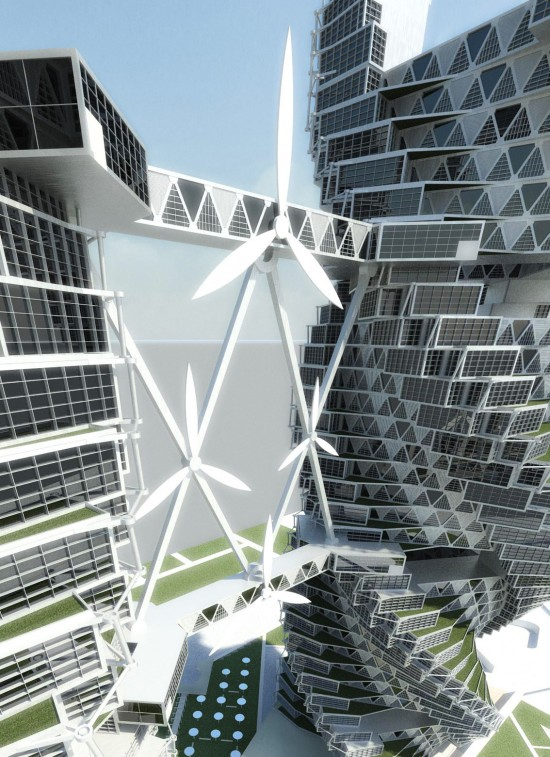 Perierga.gr - Ο πιο οικολογικός ουρανοξύστης