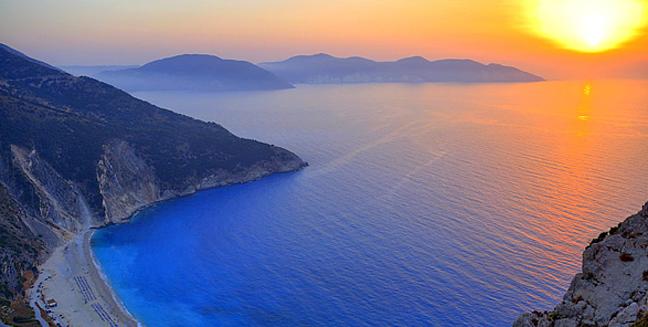 Perierga.gr - τα ωραιότερα ηλιοβασιλέματα