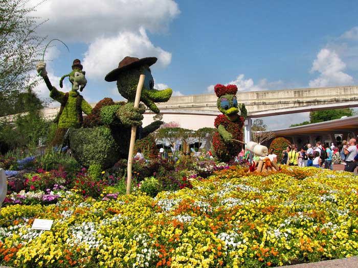 Perierga.gr - Flower Festival in Florida