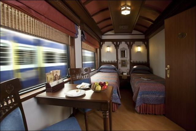 Perierga.gr - Maharaja Express
