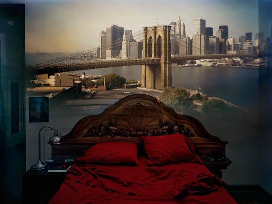 Abelardo Morell - Brooklyn Bridge