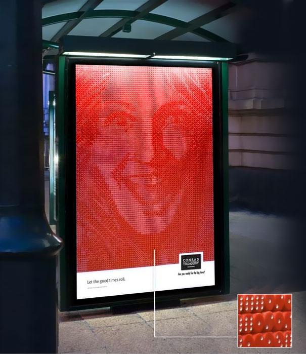 Perierga.gr - Εντυπωσιακές διαφημίσεις σε στάσεις λεωφορείων!