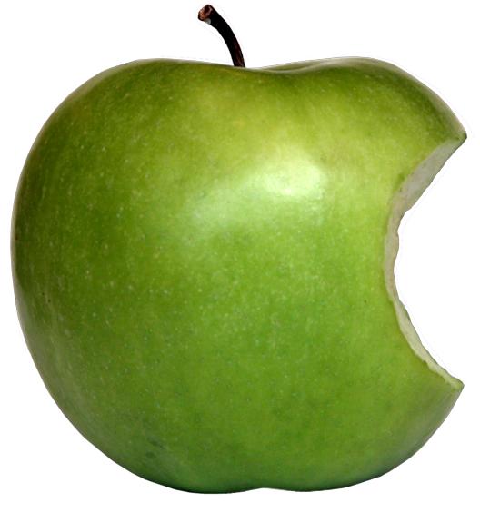 "Perierga.gr - Πώς προέκυψε το ""δαγκωμένο μήλο"" της Apple;"