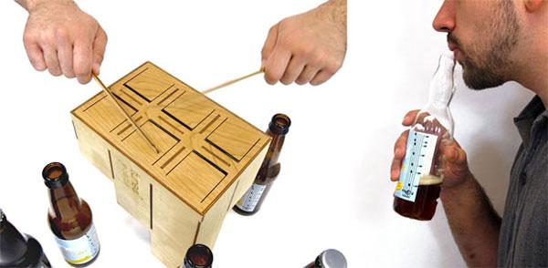 perierga.gr - Πιείτε μπίρα... μετά μουσικής!