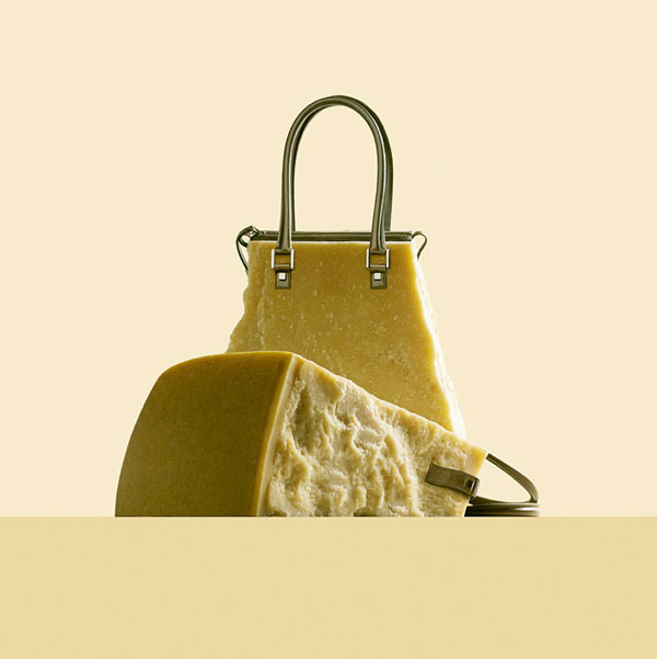 perierga.gr - Τσάντες από τυρί και μπρόκολο!