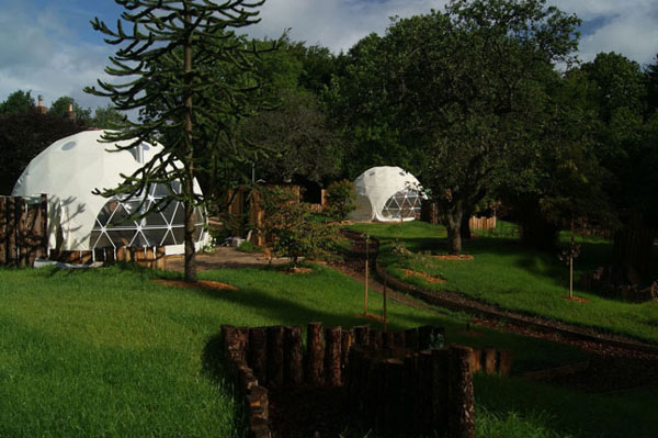 perierga.gr - νέα τάση, ξεχάστε το camping, έφτασε το glamping