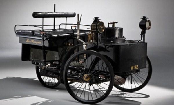 perierga.gr - Πουλήθηκε το παλαιότερο αγωνιστικό αυτοκίνητο στον κόσμο