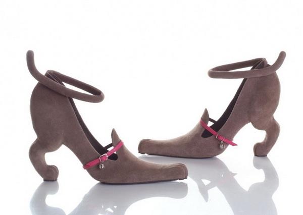 Απίθανα παπούτσια! Θα τα φορέσεις;