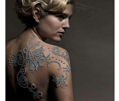 """perierga.gr - Το ακριβότερο """"τατουάζ"""" στον κόσμο!"""