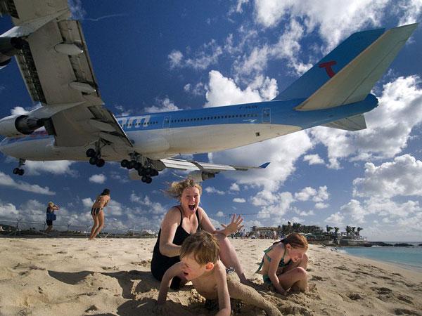 Τα 8 πιο «επικίνδυνα» αεροδρόμια στον κόσμο!