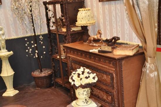 diaforetiko.gr : chocolateroom2 ΕΚΠΛΗΚΤΙΚΟ! ΔΕΙΤΕ το δωμάτιο που είναι φτιαγμένο από σοκολάτα...