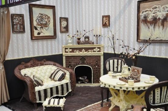 diaforetiko.gr : chocolateroom6 ΕΚΠΛΗΚΤΙΚΟ! ΔΕΙΤΕ το δωμάτιο που είναι φτιαγμένο από σοκολάτα...