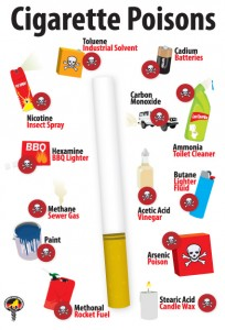 perierga.gr - Το τσιγάρο περιέχει 22 δηλητήρια!!!