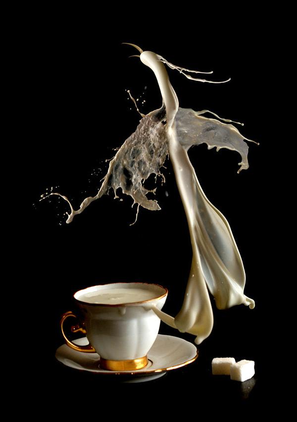 perierga.gr - Απολαμβάνοντας τον καφέ με έναν... εναλλακτικό τρόπο!
