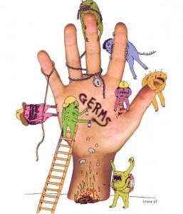 perierga.gr - Τα 5 πιο βρώμικα πράγματα που αγγίζεις καθημερινά!