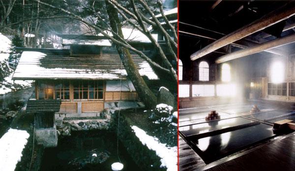 Το αρχαιότερο ξενοδοχείο στον κόσμο άνοιξε το 718 μ.Χ.