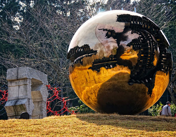 "perierga.gr - Το μοναδικό ""υπαίθριο"" μουσείο στον κόσμο!"