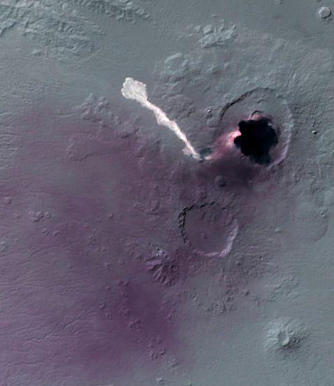 perierga.gr - 10 εκπληκτικές εκρήξεις ηφαιστείων... από ψηλά!