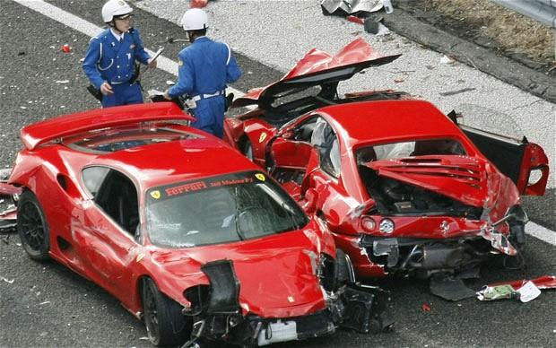 Perierga.gr - Το ...ακριβότερο τροχαίο ατύχημα