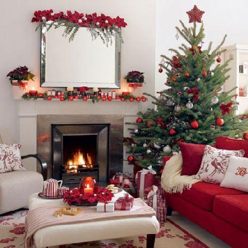 Όμορφες χριστουγεννιάτιες διακοσμήσεις
