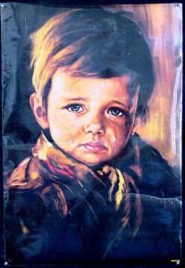 perierga.gr - Απίστευτο! Αυτός ο πίνακας ζωγραφικής δεν καίγεται!