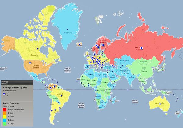 perierga.gr - Οι χάρτες που δεν μας διδάσκουν στο σχολείο!
