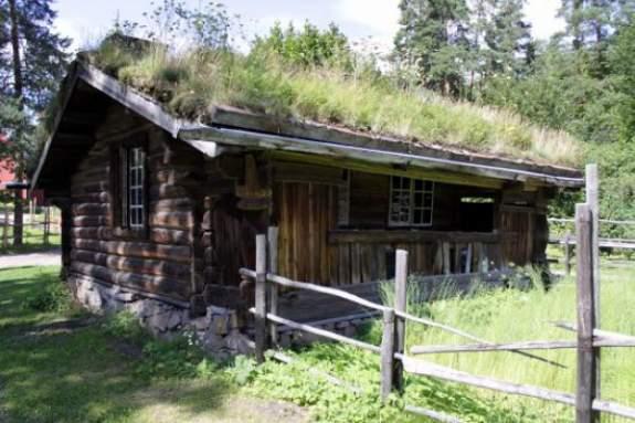 perierga.gr - Ένας καταπράσινος κήπος στη στέγη!