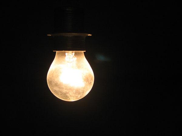 Φως χωρίς ηλεκτρικό ρεύμα!