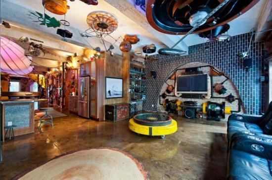 Ένα διαμέρισμα... υποβρύχιο στη Νέα Υόρκη!