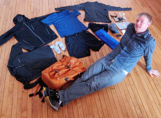 perierga.gr - Ο άνθρωπος που ζει με 15 αντικείμενα!