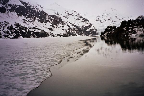 perierga.gr. - Η πιο παγωμένη παραλία του πλανήτη!