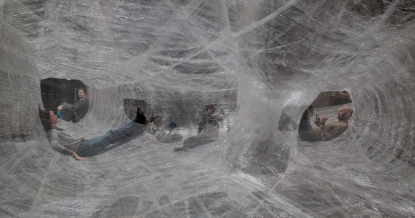 perierga.gr - Μπαίνοντας στον... ιστό της αράχης!