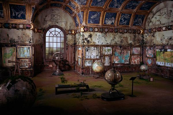 perierga.gr - Δωμάτια μινιατούρες... μέσα από τα ερείπια!