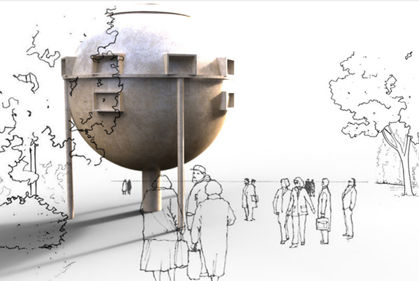 "perierga.gr - Το ""οικο-διαστημόπλοιο"" είναι το σπίτι του μέλλοντος!"