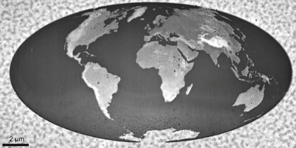 Perierga.gr - Ο μικρότερος χάρτης του κόσμου