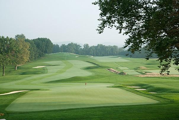 Perierga.gr - Τα πιο απαιτητικά γήπεδα γκολφ