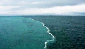 "perierga.gr - Όταν η Βαλτική ""συναντά"" τη Βόρεια Θάλασσα!"