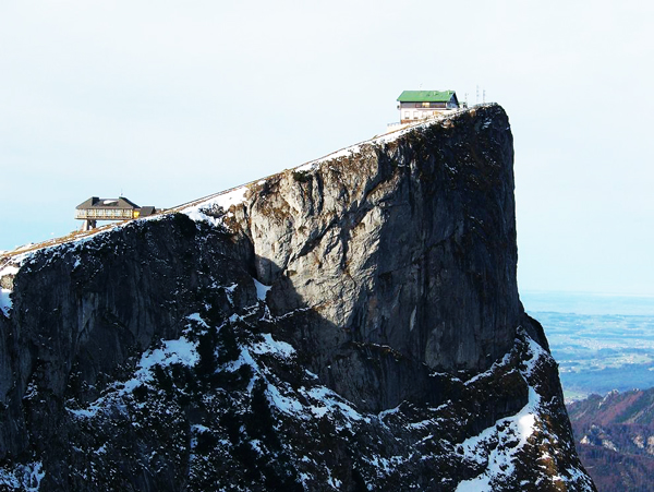 perierga.gr - A restaurant on the edge of the Earth!